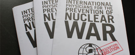 IPPNW: International Physicians for the Prevention of Nuclear War